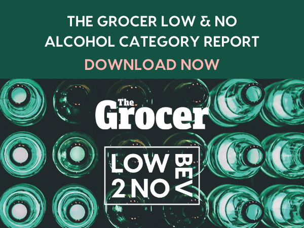 DOWNLOAD THE GROCER LOW & NO CATEGORY REPORT